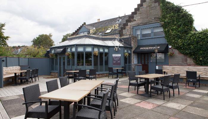 Buckstone Pub and Kitchen Edinburgh Casual dining