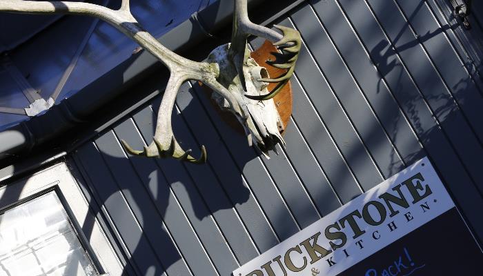 Buckstone pub and kitchen Edinburgh