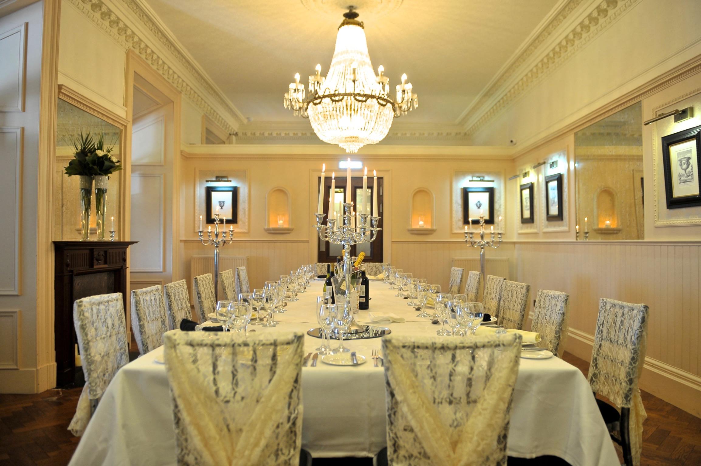 Regent Suite Private Dining