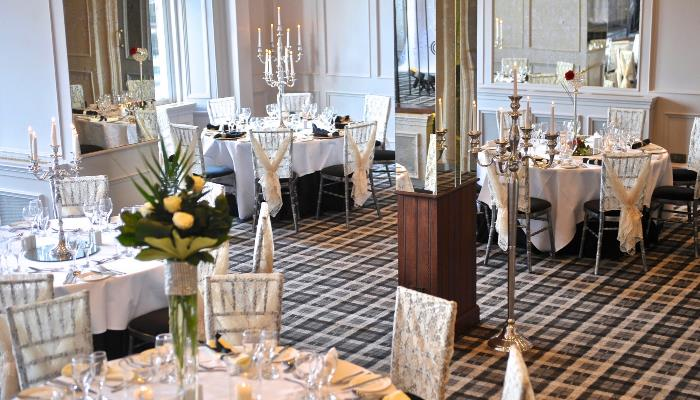 Braid Suite Weddings for up to 120 guests