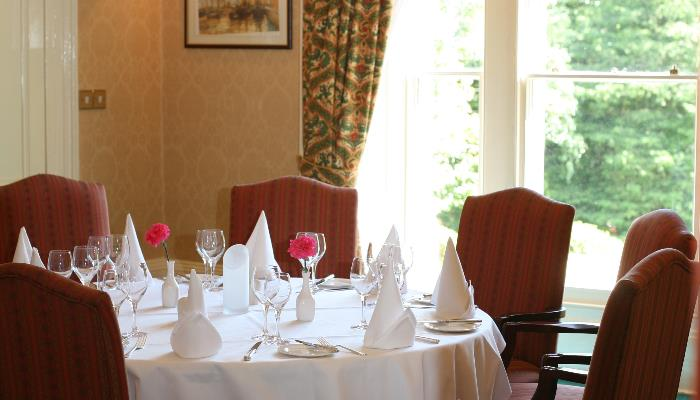 Private Dining in Soloman Room