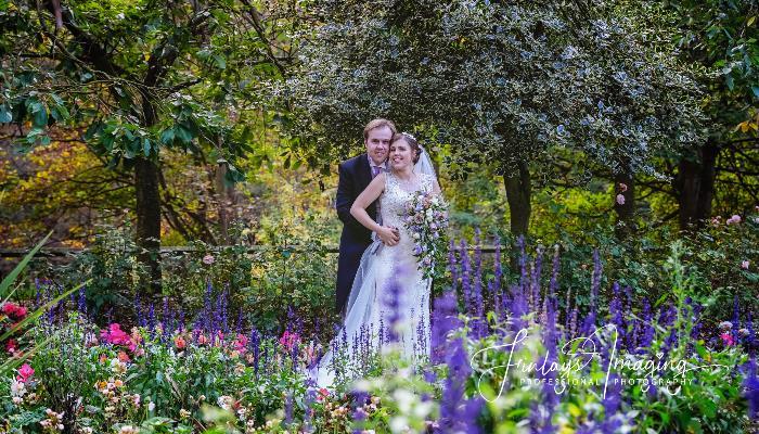 Beautiful wedding, telford, shropshire, outside