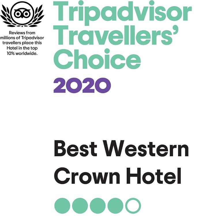 Trip Advisor Travellers Choice Award Small