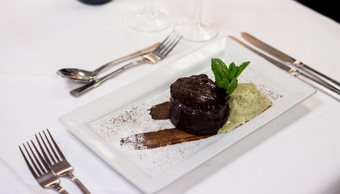 Dark Chocolate and Organic Espresso Torte