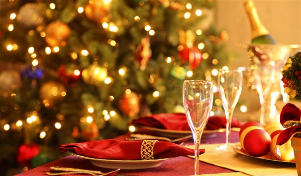 That Christmas Dinner...