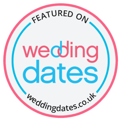 Proudly featured on Wedding Dates